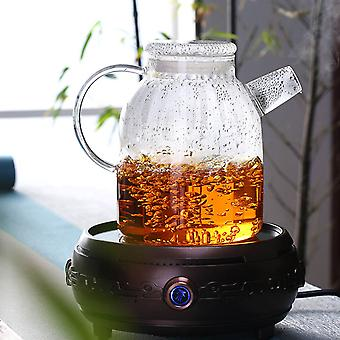 Teapot With Transparent Lid