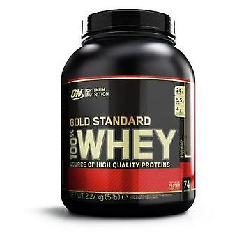 Optimum Nutrition Gold Standard 100% Whey 2270 gr