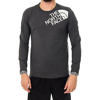 Sweat-shirt homme le visage nord tera t93gj9ks7