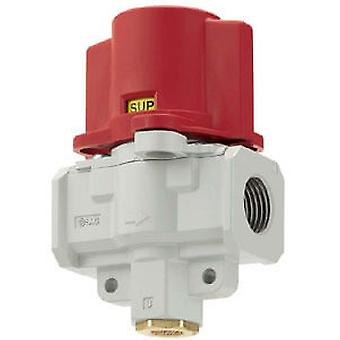 Smc Vhs4510-F04A Pressure Relief 3 Port Valve With Locking Holes (Double Action)