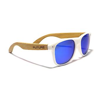 White & Polarized Cobalt Blue - Future Originals