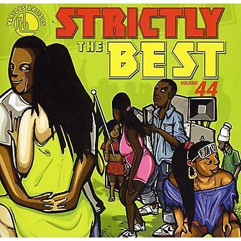 Strengt importerer bedst - Vol. 44-Strictly bedste [CD] USA