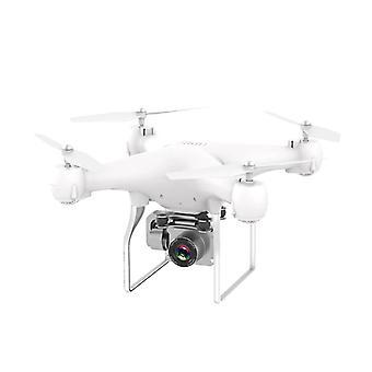 4K HD كاميرا بدون طيار 4k profesional RC مروحيات (أبيض)