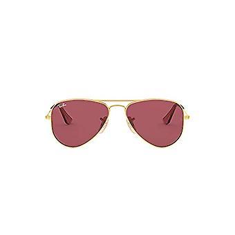 Ray-Ban RJ9506S Glasses, Gold, 50 Unisex-Adult
