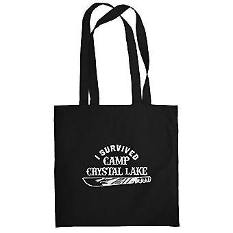 Texlab VEND-30593 - Fabric bag, unisex, 38 x 42 cm, color: Black