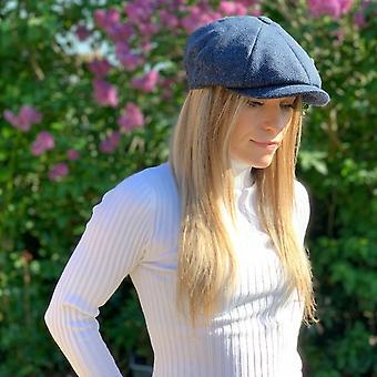 Yorkshire Tweed Baker Boy Hat