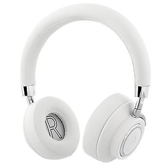 Streetz, Voice Assistant Bluetooth Headset - White