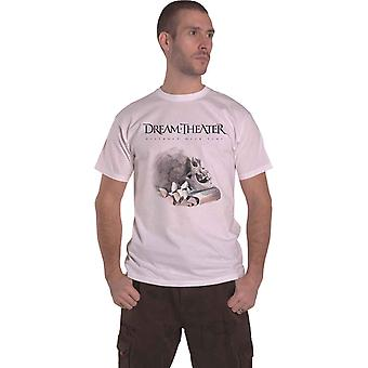 Dream Theater T Shirt Distance Over Time Cover Band Logo new Official Mens White