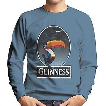 Tucán Guinness Angustiado Sudadera de Hombre