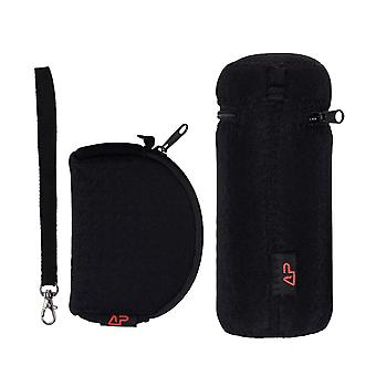 Black speaker protective sleeve speaker package for flip3