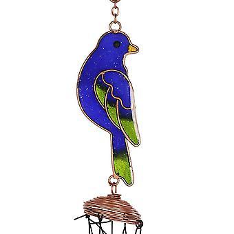 Something Different Blue Bird Windchime
