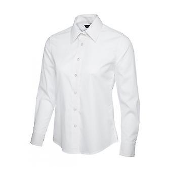 Uneek Ladies Poplin Full Sleeve Shirt UC711