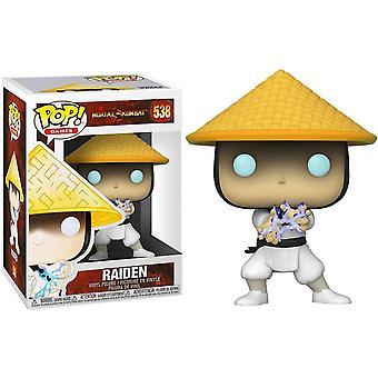 Raiden (Mortal Kombat) Funko Pop! Vinyylihahmo #538