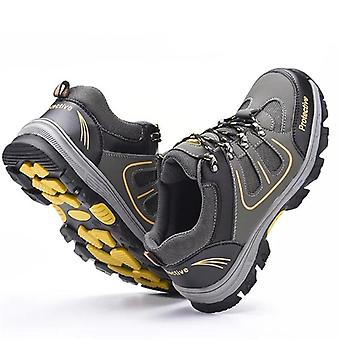 Survival Safety Boot, Outdoor Construction Shoes