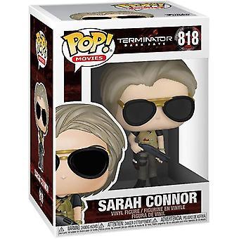 Sarah Connor (Terminator Dark Fate) Funko Pop! Vinyylihahmo #818