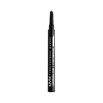 NYX Professional Makeup- 3 Dimensional Brow