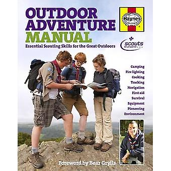Outdoor Adventure Manual by The Scout Association