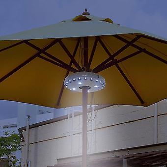 مظلة القطب ضوء اللاسلكي 28led الفناء مظلة القطب ضوء مصباح خيمة التخييم