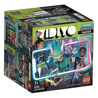 Playset Lego Vidiyo Harlem Alien