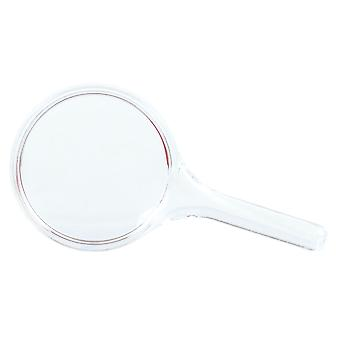 Bigjigs Toys Educational Acrylic Hand Magnifier (35mm)