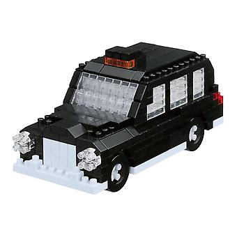 Taxi de Londres (Nanoblocks) Figura