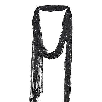 Sommar halsduk svart