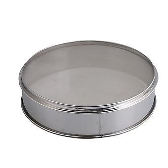 Tamizadores de harina 40x8.5cm malla de acero inoxidable harina tamiz de azúcar tamiz colador cocina