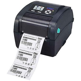 Impressora de bilhetes TSC TC210 Wifi USB RS232 203 dpi Navy Blue