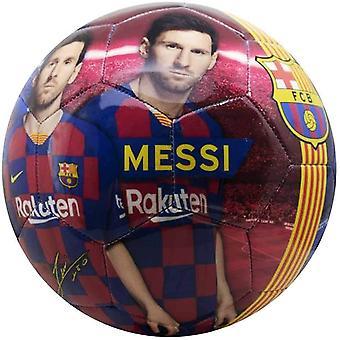 FC Barcelona Messi Foto Calcio taglia 5