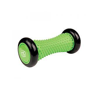 Fitness Mad Foot Massage Roller Tiukka ja väsynyt lihasjännitteiden lievittäminen - Vihreä