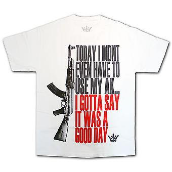 Mafioso Good Day T-Shirt White