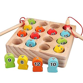 Novelty Toy Interesting Fishing Toy Game Board Educational Early Learning Gift|Fishing Toys