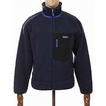 Patagonia Classic Retro-x Fleece Jacket - New Navy