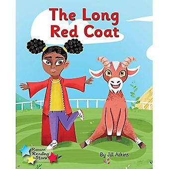 The Long Red Coat: Phonics� Phase 3 (Reading Stars Phonics)
