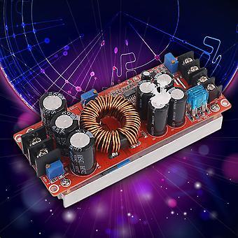 1200w Dc-dc Boost Converter Power Supply 8-60v 12v Step Up To 12-83v 24v 48