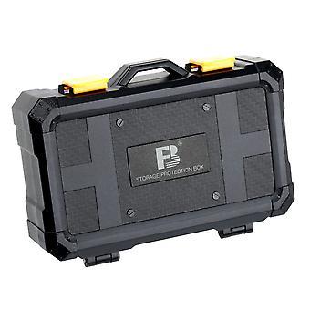 16 slotov Sd Tf Cf Xqd Ochranná skrinka na pamäťovú kartu, Puzdro na batérie fotoaparátu Nikon Canon Sony