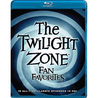 Twilight Zone: Ventilateur favoris [Blu-ray] USA import