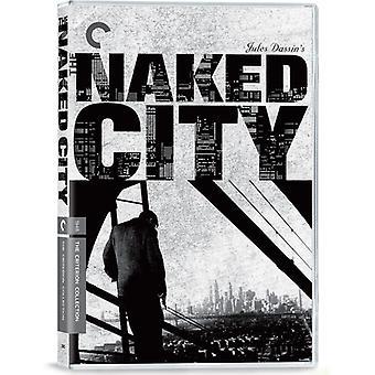 Naked importation USA [DVD]