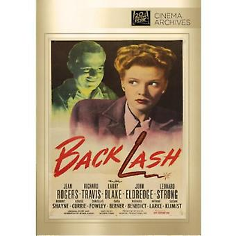 Import USA Backlash [DVD]