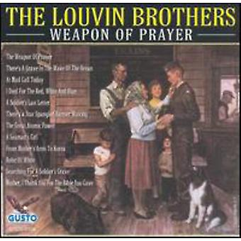 Louvin Brothers - Weapon of Prayer [CD] USA import
