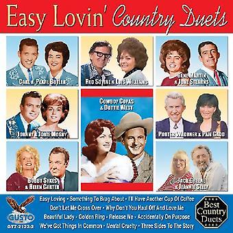 Easy Lovin' Country Duets - Easy Lovin' Country Duets [CD] USA import