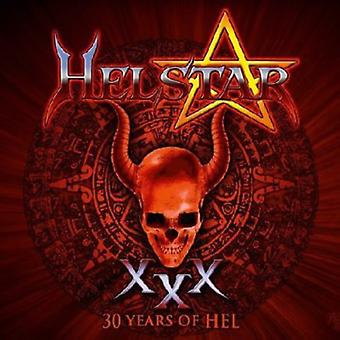 Helstar - 30 Years of Hel [CD] USA import