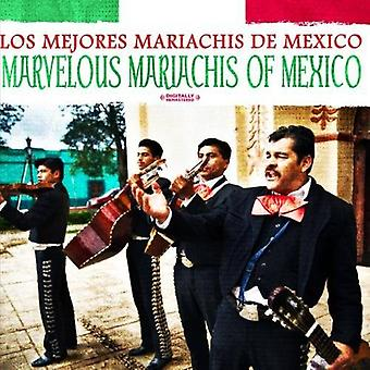 Los Mejores Mariachis De Mexico - Marvelous Mariachis of Mexico [CD] USA import