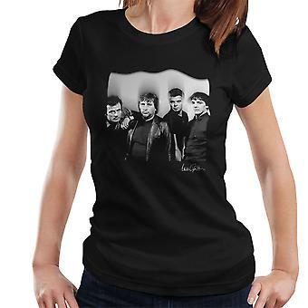 Die fremden keine Gnade-Cover schießen Damen T-Shirt