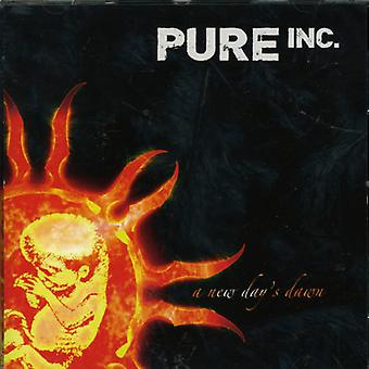 Pure Inc. - New Day's Dawn [CD] USA import