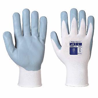 sUw - Dexti-Grip Pro Nitrile Foam Grip Glove (12 Pair Pack)