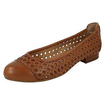 Chaussures de dames Van Dal plat ballerine Style Mason