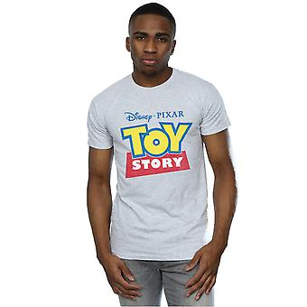 Disney Men's Toy Story Logo T-Shirt