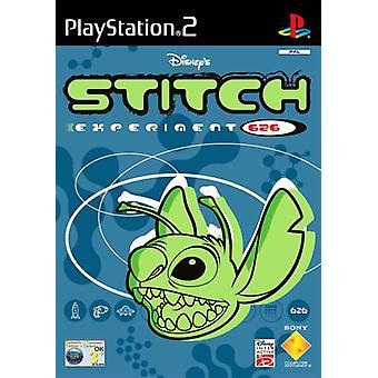 Stitch Experiment 626 (PS2) - Usine scellée