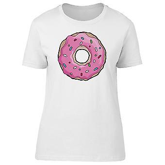 Rosa lasiert Donut T-Shirt Herren-Bild von Shutterstock